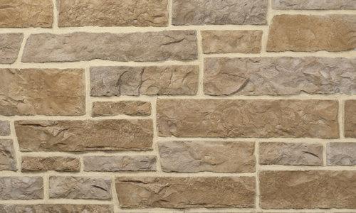 Aragone Amber, architektonisches Steinfurnier, künstlicher Stein, Oberflächenabdeckung 1.00m² pro Karton.