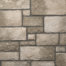Decostone Chateau Olive, architektonisches Steinfurnier, künstlicher Stein, Oberflächenabdeckung 1.00m² pro Karton