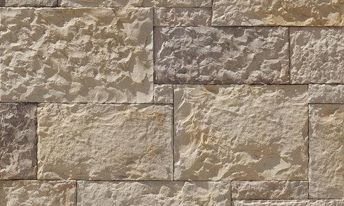 Decostone Nevada Bronze, architektonisches Steinfurnier, künstlicher Stein,,Oberflächenabdeckung 1.00m² pro Karton.