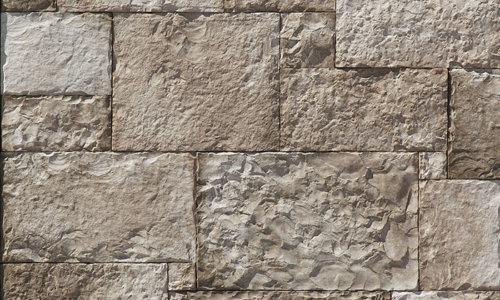 Decostone Nevada Olive, architektonisches Steinfurnier, künstlicher Stein,,Oberflächenabdeckung 1.00m² pro Karton.