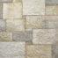 Decostone Nevada Beige, architektonisches Steinfurnier, künstlicher Stein, Oberflächenabdeckung 1.00m² per Karton.