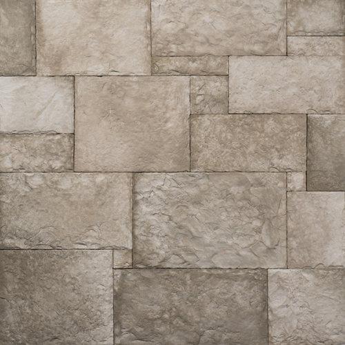 Decostone Nevada Olive, architektonisches Steinfurnier, künstlicher Stein, Oberflächenabdeckung 1.00m² pro Karton.