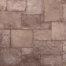 Decostone Nevada Red, architektonisches Steinfurnier, künstlicher Stein, Oberflächenabdeckung 1.00m² pro Karton.