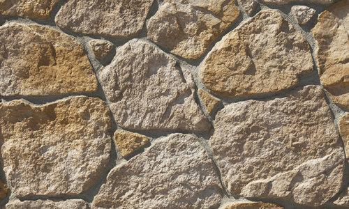 Decostone Savoie Amber, architektonisches Steinfurnier, künstlicher Stein,Oberflächenabdeckung 1.00m² pro Karton
