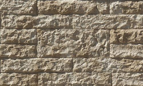 Decostone Vermont Beige, architektonisches Steinfurnier, künstlicher Stein,,Oberflächenabdeckung 0.65m² per Karton.