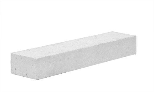 Schamottstein Ideal Special Weiss 22x5.5x3cm